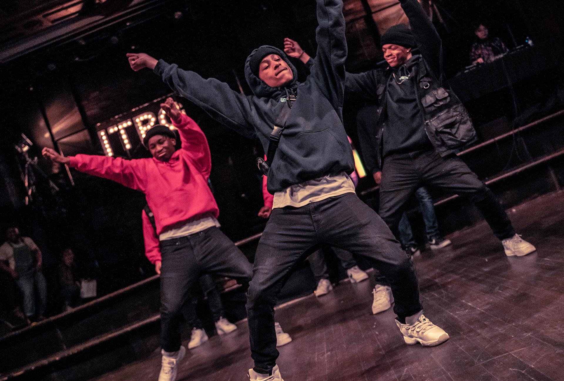 STREET DANCE FREESTYLE SESSION